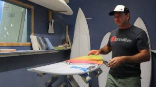 Primitive Surf - Blackbird Model