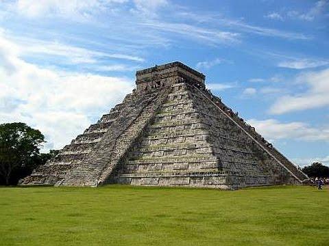 Beautiful Chichen Itza Yucatan, Mexico 4K HD 🎆