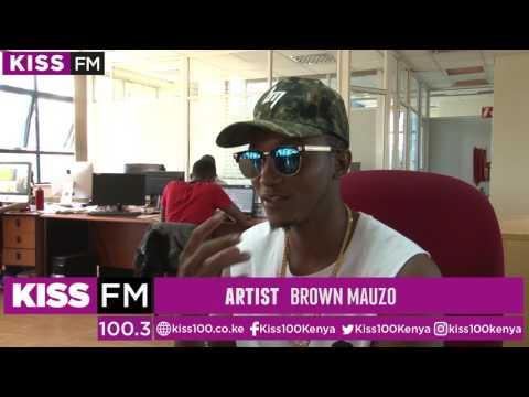 Brown Mauzo Talks Nairobi Diaries And Love For Sanaipei Tande
