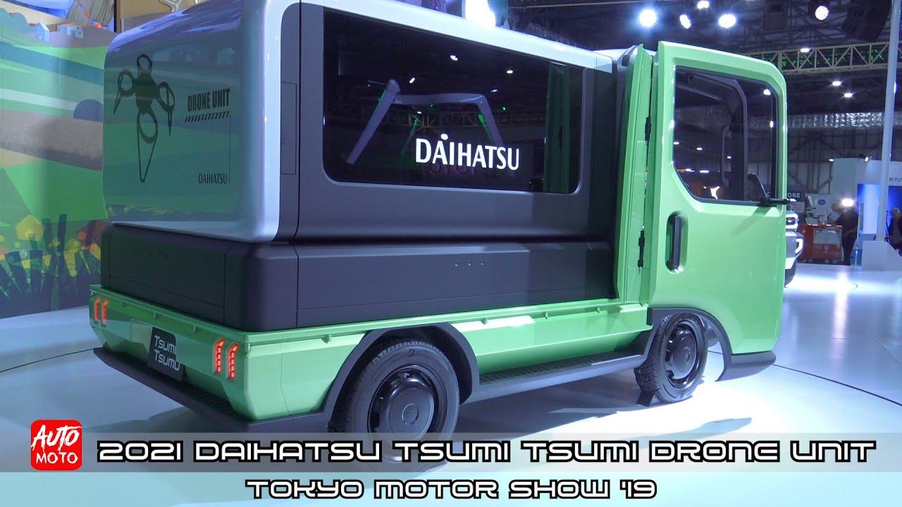 2021 Daihatsu Tsumu Tsumu -  Drone Unit - Exterior And Interior Walk-around