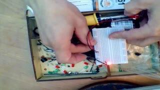 1-й урок по Электронике