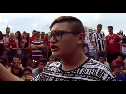 XARLY DRAGON VS KULEB VS TITO VICIO EXHIBICIÓN 3ªRegional Fullrap