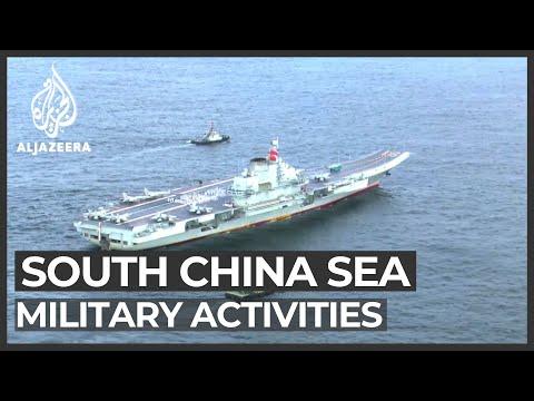 China continues South China Sea military action despite COVID-19