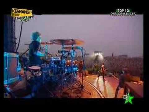 My Chemical Romance - Teenagers in Download Festival