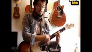 Sunday Bloody Sunday (U2) - Cours de guitare