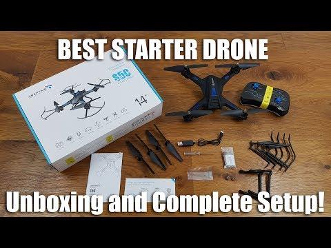 best-starter-drone---snaptain-s5c-wifi-fpv-720p-hd