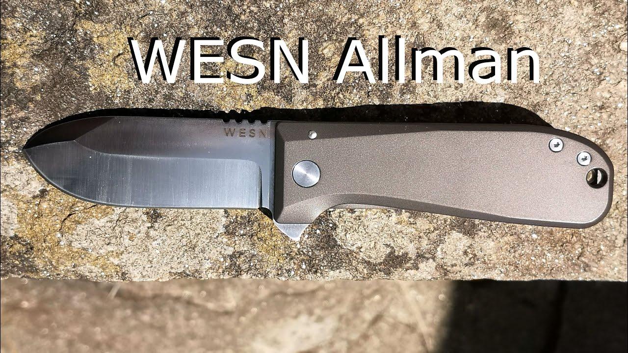 WESN Allman : une belle construction (fr)