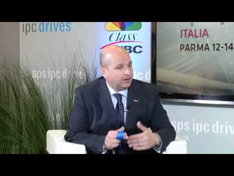 SPS Italia 2015 - Intervista a Michele Frare, Panasonic Electric Works Italia (Class CNBC)