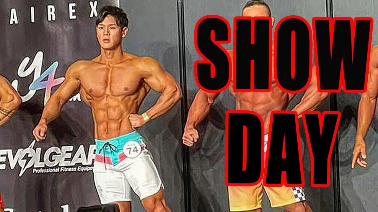 SHOW DAY! | IFBB PRO QUALIFIER | 大会当日!!