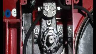 Repeat youtube video Werkstatt-Anleitung 45H / 55H: Demontage und Montage von IRMS Juwel Hydraulik Forst-Seilwinden