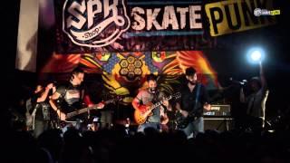 Autogestión -  Beberé  / Live @ Festival Skate Punk 10 (2014)