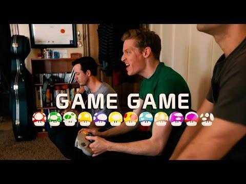 Game Game 'Bang Bang' Jessie J. Acoustic Parody