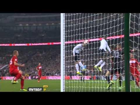 Wayne Rooney Goal - England 1-0 Poland HD World Cup Qualification