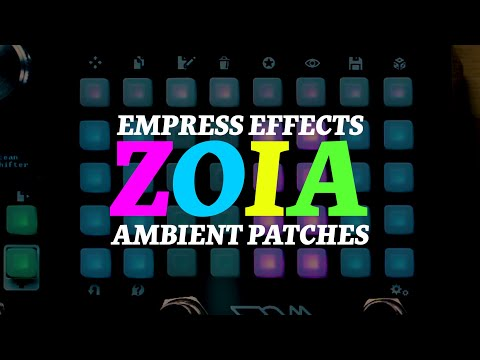 Empress Effects ZOIA: Just the Sounds