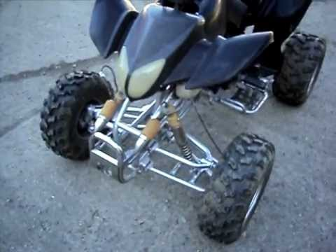 2006 Chinese Atv Wiring Diagram Quad Zongshen 200cc Youtube