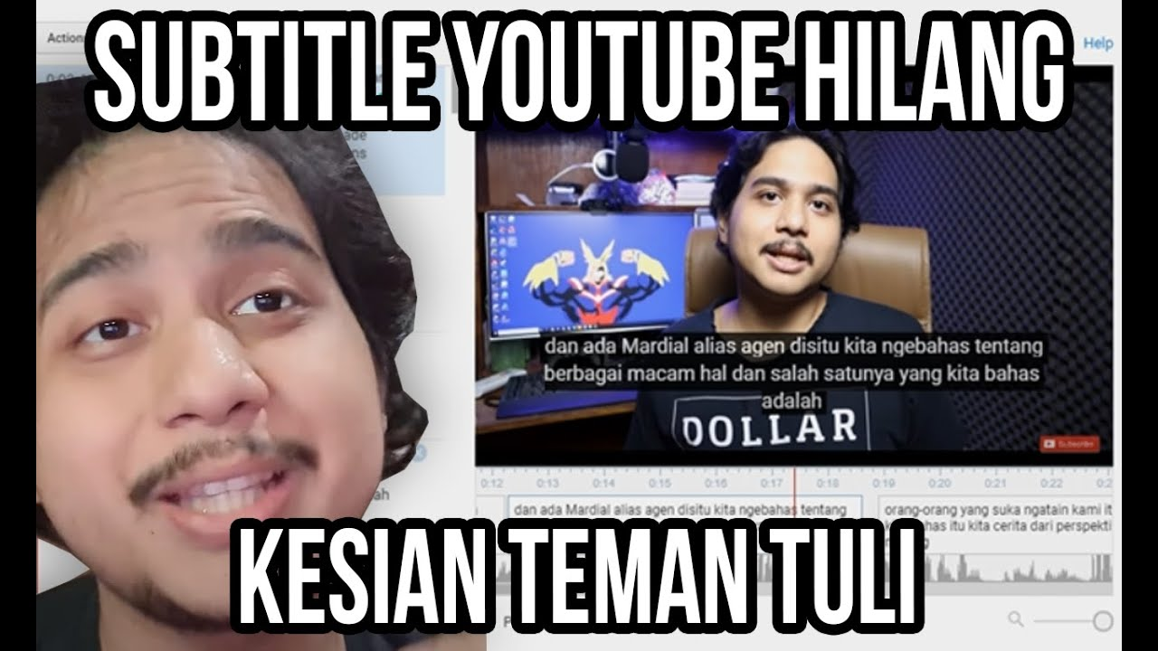 Akibat Orang Iseng Retas Subtitle Youtube - #SeputarInternet