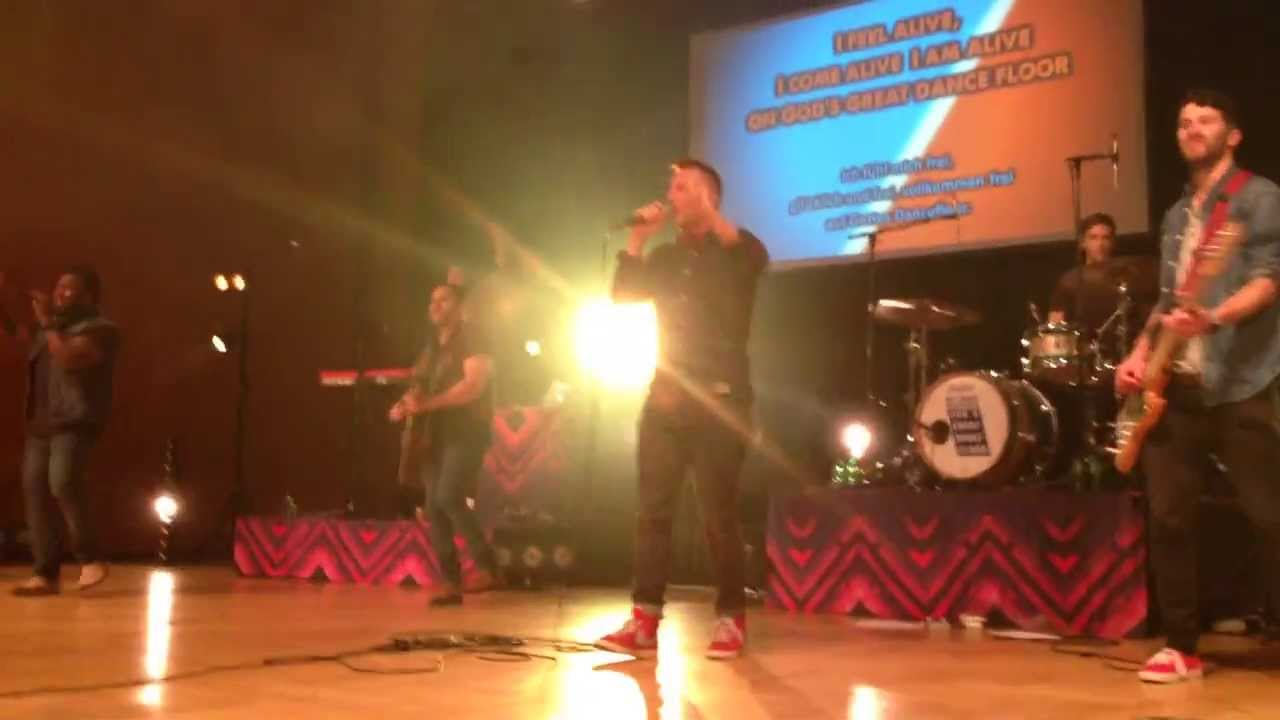 Gods Great Dance Floor Martin Smith Amp Matt Redman Live
