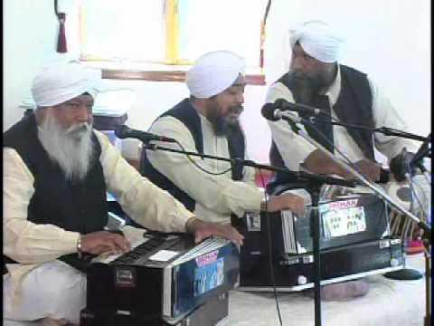 Classical Shabad Kirtan. Bhai Davinder Singh & Gulbag Singh on Tabla Bhai Iqbal Singh.