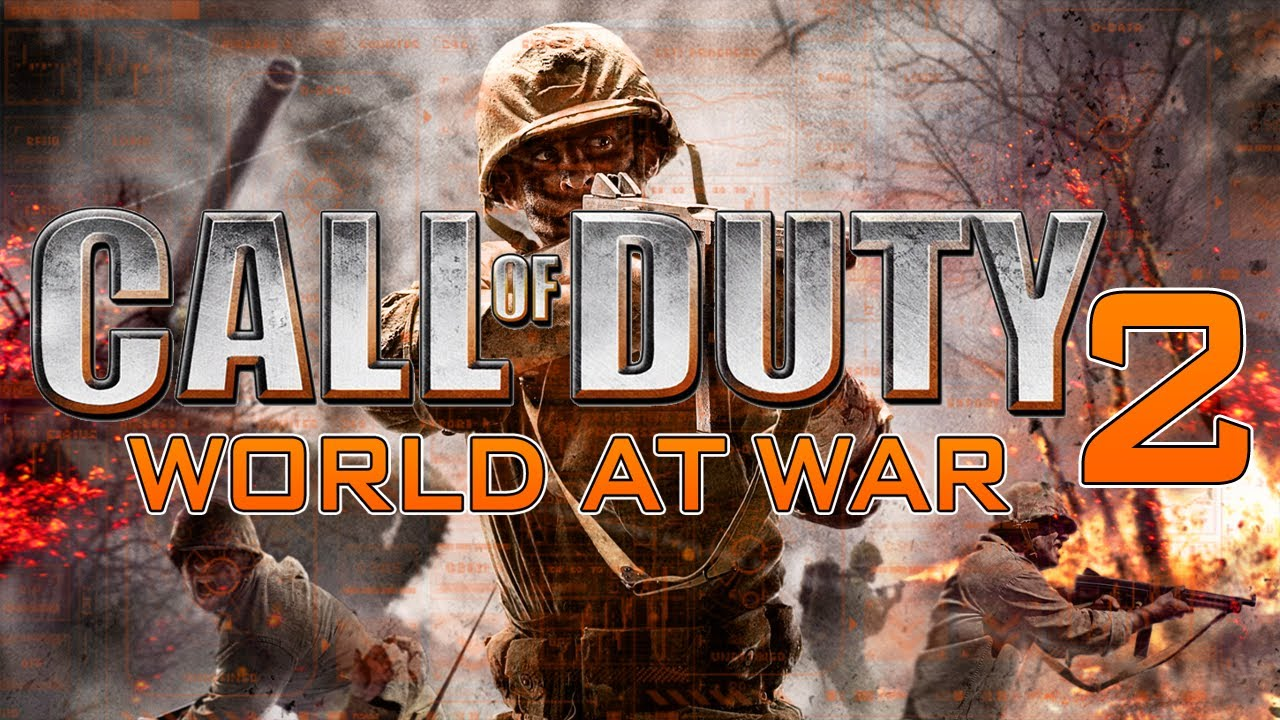 Call Of Duty: World War 2 ~ Free Download PC Game - Full ...