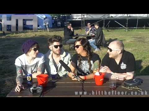 Shadow Chasing Ghosts Interview - Redfest 2012