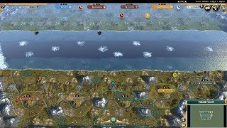 Civ 5 AI Only Timelapse: Shadows of New World