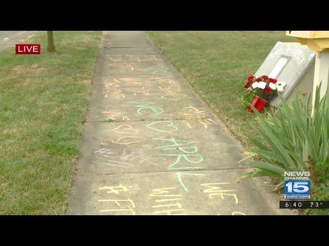 Community Responds to April Tinsley Case Arrest
