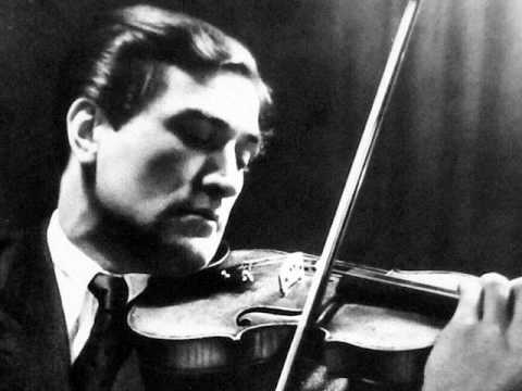 Gerhard Taschner plays Mendelssohn: Violin Concerto op. 64 (1953)