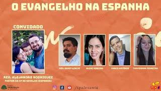 Live da UPA - Rev. Alejandro