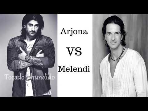 Arjona vs Melendi-Mix