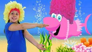 Baby Shark Color Version by Chu Chu Ua TV