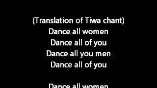 robert mirabal the dance lyrics