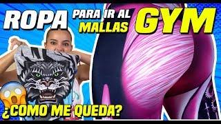 Mi nueva ROPA para IR AL GIMNASIO 👙 || MALLAS Y LEGGINS FITNESS CHIC