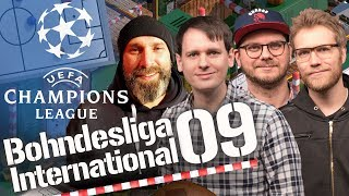 Bohndesliga International #09 | Rückblick Bayern vs. Liverpool & Champions League Achtel-Finale