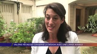 Yvelines | Valérie Pécresse conserve la région avec une large avance