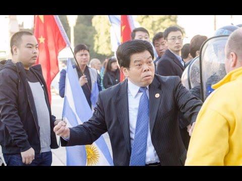 Tin Mới Nhất Biển Đông 6/5 - Thật kinh tởm Hành Động Côn đồ Trung Quốc Náo Loạn hội nghị Quốc Tế