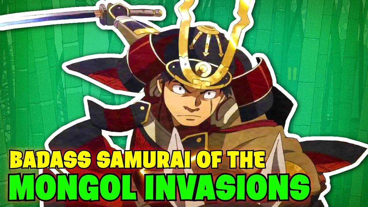 Life of Takezaki Suenaga, Badass Samurai of the Mongol Invasions   History of Japan 79