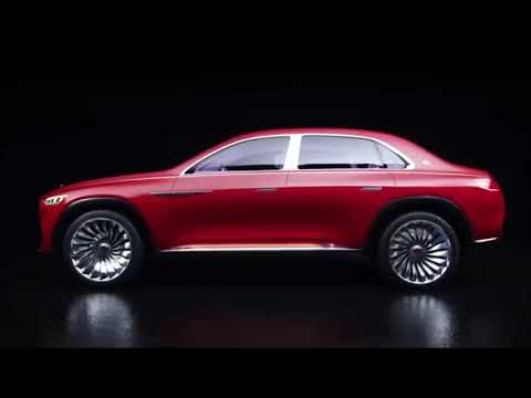 Vision Mercedes-Maybach Ultimate Luxury - Design