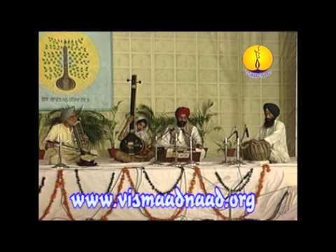AGSS 1997 : Raag Tilang Kafi - Dr Darshan Singh Ji Narula