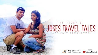 JosesTravelTales - Story of CoupleTravellers - #Tripjodi Traveling Duo -2