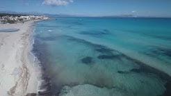 Son Serra de Marina - Dünen und Strand