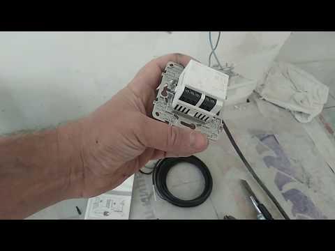 Терморегулятор Schneider Unica New NU550330