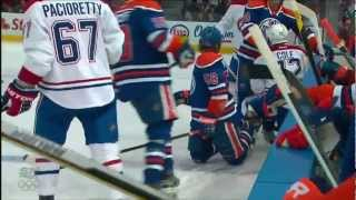 Erik Cole vs Jeff Petry