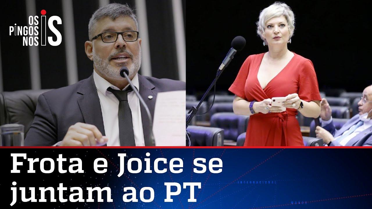 Frota, Joice, PT e PSOL organizam superpedido de impeachment de Bolsonaro