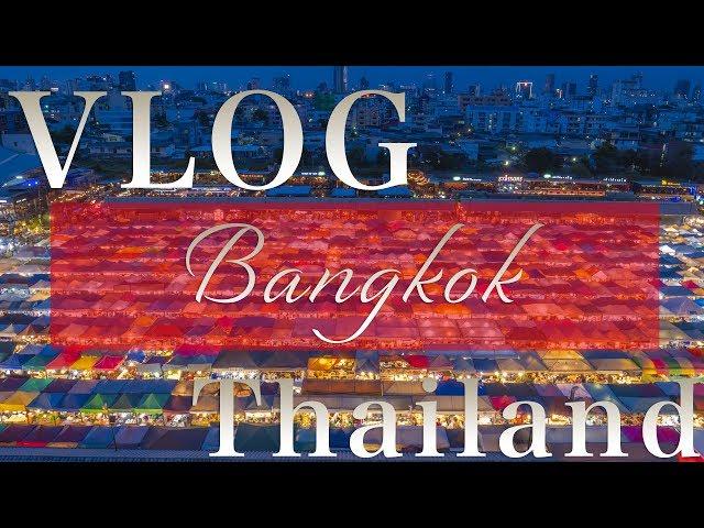 [VLOG] バンコク Thailand Family Trip 2 (GH5とレンズ1本で撮る)