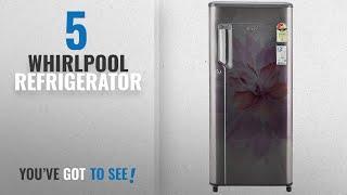 Top 10 Whirlpool Refrigerator [2018]: Whirlpool 200 L 3 Star Direct-Cool Single Door Refrigerator