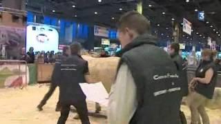 Le CFA Quetigny – Plombières-lès-Dijon en compétition au Salon de l'Agriculture