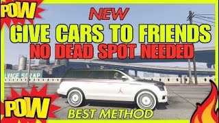 """🔴NEW GC2F (No Dęad Spot) """"GIVE CARS TO FRIENDS"""