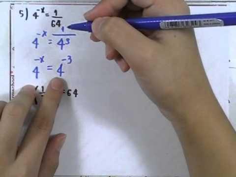 เลขกระทรวง เพิ่มเติม ม.4-6 เล่ม3 : แบบฝึกหัด1.4 ข้อ02