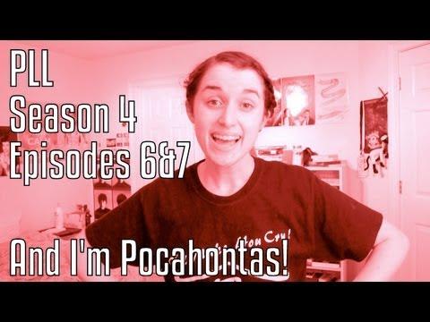 Pretty Little Liars Season 4 Episode 6 & 7 Reaction