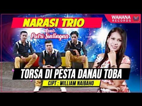 Narasi Trio - Torsa Di Pesta Danau Toba (Cipt. William Naibaho) | Lagu Batak Official Video]